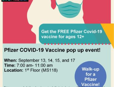Pop Up Vaccination Site
